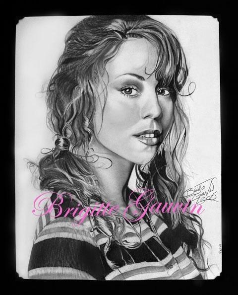 Mariah Carey by BrigitteGo